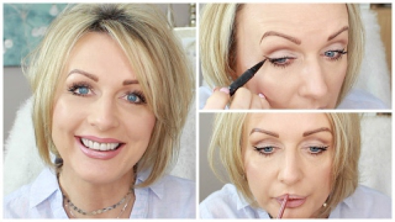 Soft Cut Crease For Hooded Eyes Eye liner trick