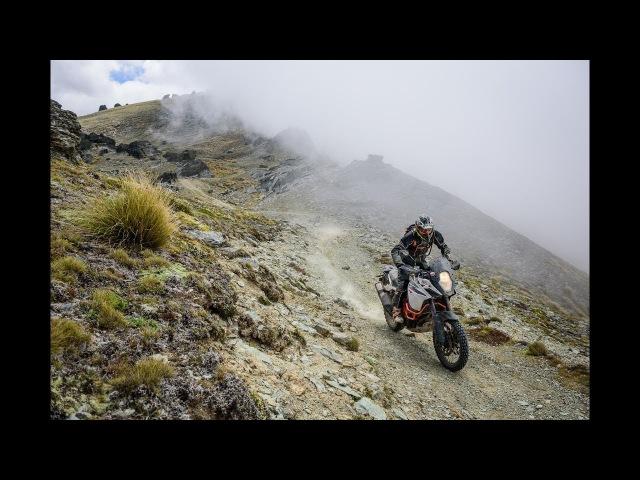KTM New Zealand Adventure Rallye Southern Alps 2017 | FULL LENGTH FEATURE