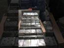 Работа колосников пеллетной горелки 200 кВт DM STELLA