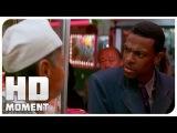 Картер впервые пробует Китайскую еду - Час пик (1998) - Момент из фильма