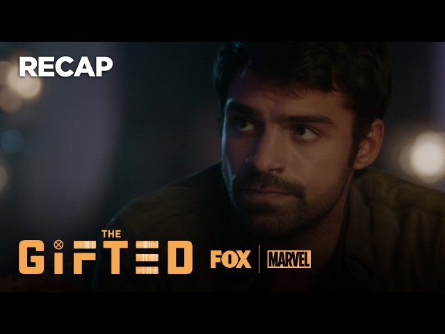 What You Need To Know: A Look Back At Both Of The Powerful Forces | Season 1 | THE GIFTED