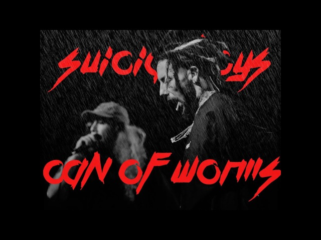 $UICIDEBOY$ - CAN OF WORMS ПЕРЕВОД НА РУССКИЙ with russian subs