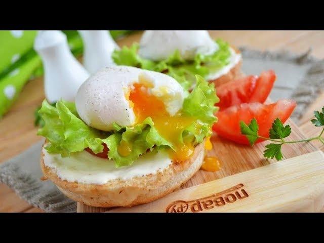 Бутерброд с яйцом быстро и вкусно мастер класс