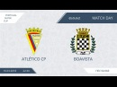 AFL18. Portugal. Super Cup. Final. Atletico CP - Boavista.