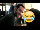 Lucifer Bloopers Gag Reel Cast funny moments 2018