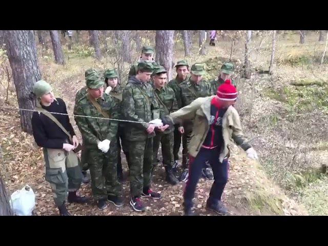НАСЛЕДИЕ: Зарница в Свердловской области