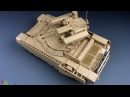 TIGER MODEL BMPT 72 (Terminator 2) TEST BUILD - БМПТ 72 (ТЕРМИНАТОР 2) Тестовая Сборка