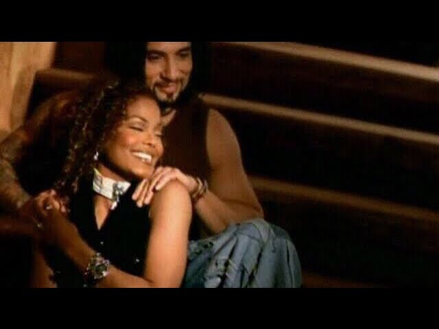 Janet Jackson That's the Way Love Goes Video