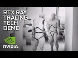 Reflections Real-Time Ray Tracing Demo Project Spotlight Unreal Engine