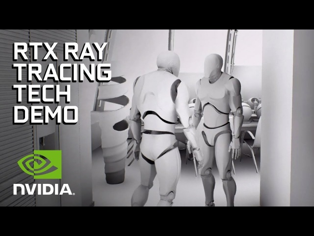 Reflections Real-Time Ray Tracing Demo | Project Spotlight | Unreal Engine