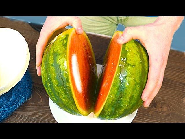 Was ist mit der Wassermelone passiert