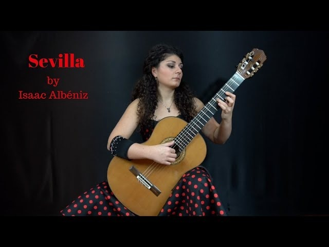 Sevilla - Suite Española, Op. 47 by Isaac Albéniz | Gohar Vardanyan