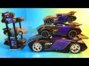 Тачки 3 Джексон Шторм Молния Маквин Лего Много Машинок Дисней Игрушки Видео для ...