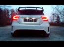 Mercedes A45 AMG Aerodynamik Paket (Edition 1) LOUD Soundcheck