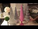 ВСЕ О МОИХ ЕЛОЧКАХ!))(1 часть) Декор на НГ! DIY Christmas decor