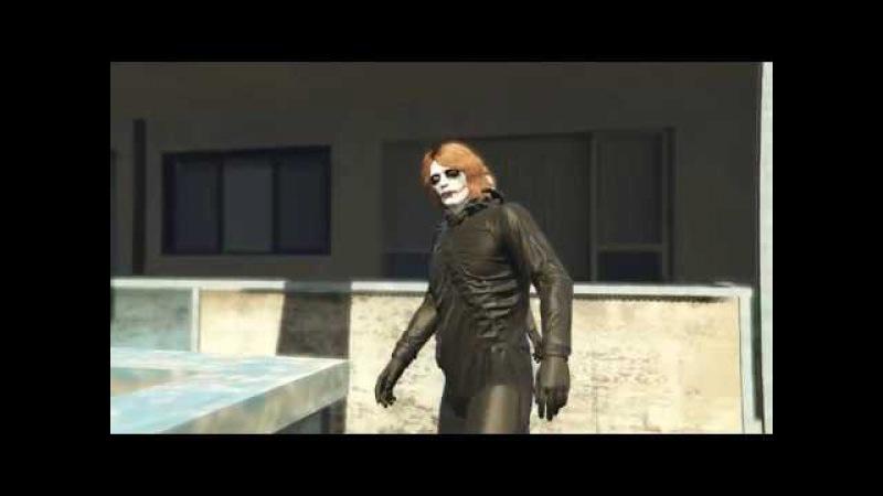 GTA 5 Online: Миссия10 - Обломщик