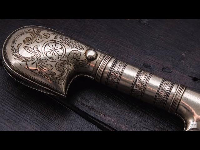 Шашка кубанских казаков Умри злодей от руки моей Русское холодное оружие
