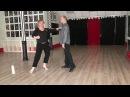 Salida и Parada, 2-я часть 3-го занятия с Эльвирой Малишевской