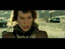 Міла Йовович - Ой у гаю, при Дунаю - Resident Evil style