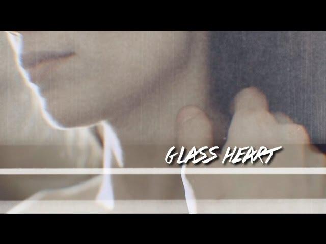 Draco/Hermione (Harry) | Glass Heart [HBD, Salvia aurea]