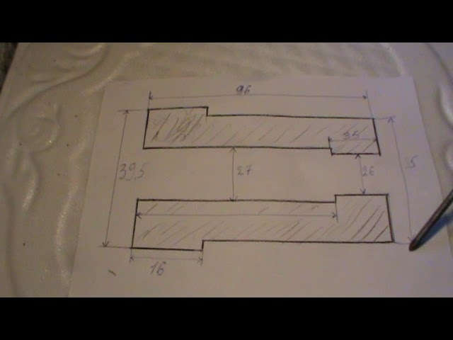 Точный чертеж дополнительной втулки в рулевую рейку ВАЗ 2110 2112