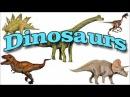 Names of Dinosaurs Learn Dinosaur Names