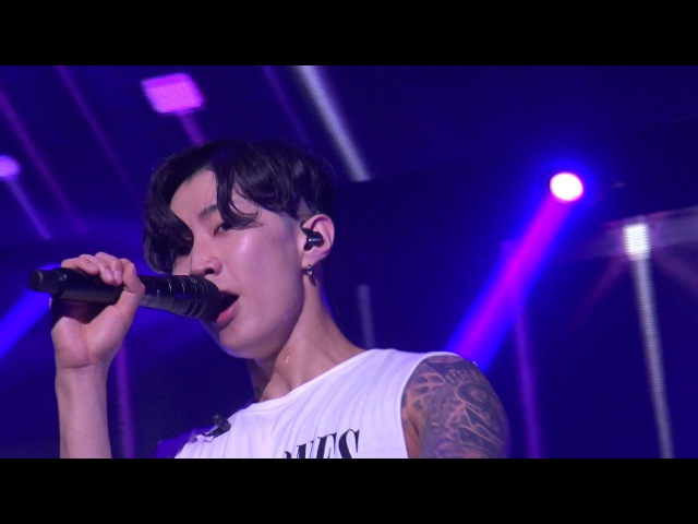 """[21.01.2018] Jay Park - All I Wanna Do (Concert """"ALL OF ME"""" Day 2)"""