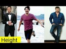 OMG! Real Height Of Top Turkish Actors | You Won't Believe