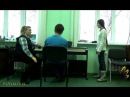 Урок вокала Упражнение на освобождение нижней челюсти