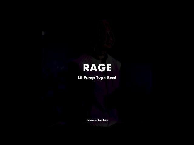 [ FLP] Lil Pump Type Beat 2017-2018 - RAGE | Rap Trap Instrumental (prod. by J.Rico)
