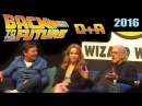 Back to the Future Reunion Q A | Philadelphia, PA 6-4-2016