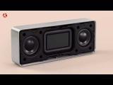 Xiaomi Mi Square Box Bluetooth Speaker 2 - Обзор беспроводной колонки из Китая!