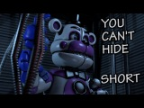 [SFM FNAF] You Can't Hide by CK9C (Short)