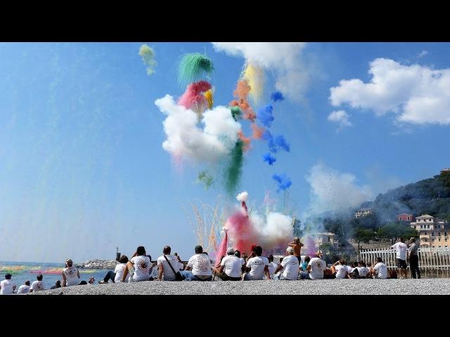 [RECCO] ★ Sagra del Fuoco ★ / La Tirrena Fireworks dei F.lli Ferraro [HD]