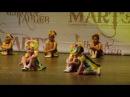 Хорошее настроение, эстрадный танец 6-8 лет, педагог Любовь Марчукова