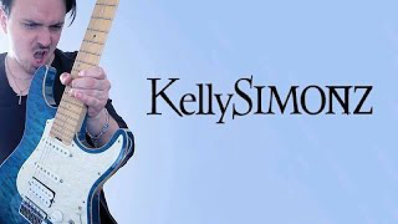 Smetana La Moldau Arranged by Kelly SIMONZ Guitar cover HD