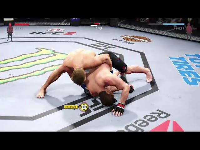 UFL 22 - FW - XBOX - NIK LENTZ (CrazyRussian209) vs DANIEL HOOKER (spbguk)