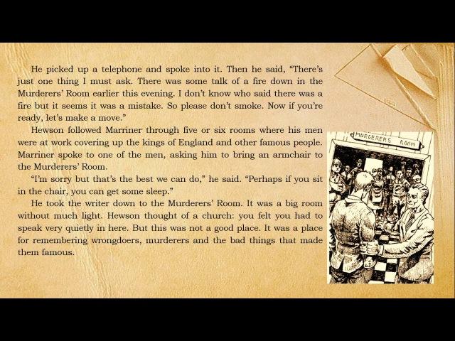 The waxwork (part1) (adaptation audiobook)