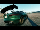 Need for Speed Payback Jaguar F Type Race Build