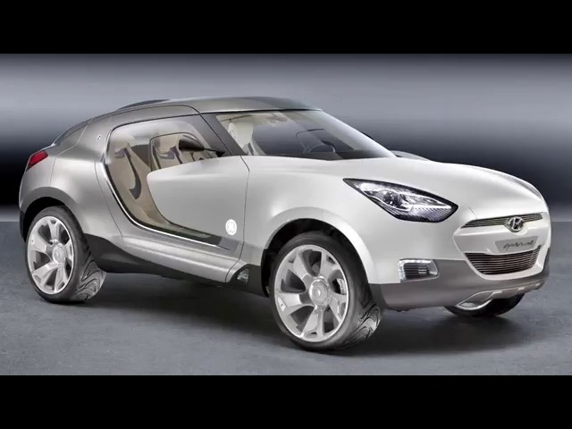 Hyundai HED 4 Qarmaq Concept '2007