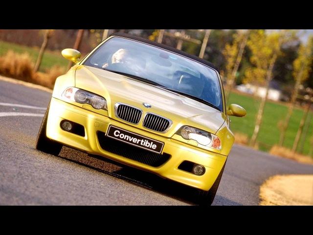 BMW M3 Cabrio UK spec E46 '04 2001–08 2006
