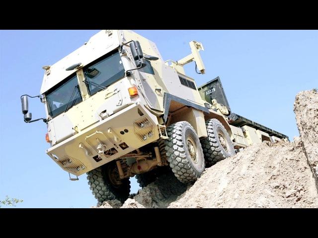 MAN SX 32 440 88 with KMW Armoured Cab X45 2004