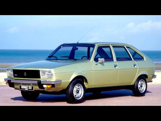Renault 20 Turbodiesel '1979–84