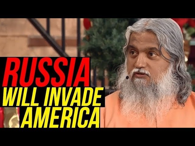 Prophetic WARNING | Russia Will Invade America IF USA Divides Jerusalem | Sadhu Sundar Selvaraj