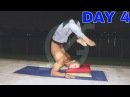 10 DAYS YOGA CHALLENGE - DAY 4 - [Yoga Before Bed for a Deeper Sleep]