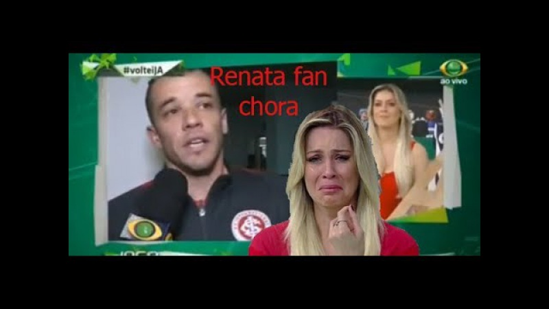 D'Alessandro faz Renata Fan chorar- Jogo Aberto