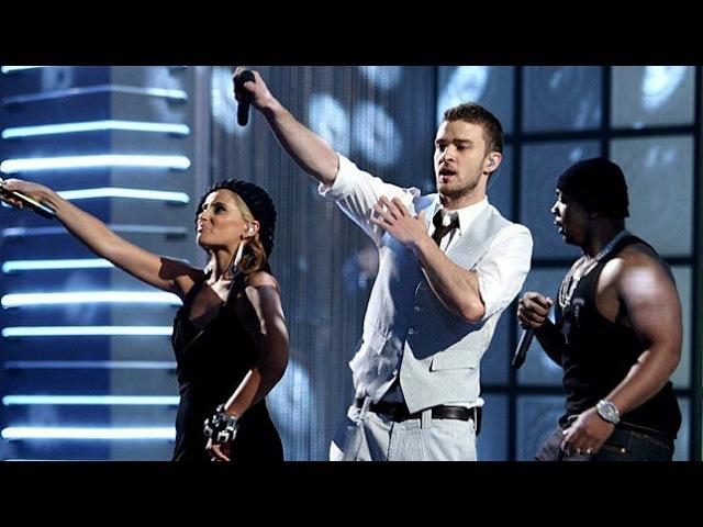 Justin Timberlake, Nelly Furtado and Timbaland - VMA 2007 (1080p)