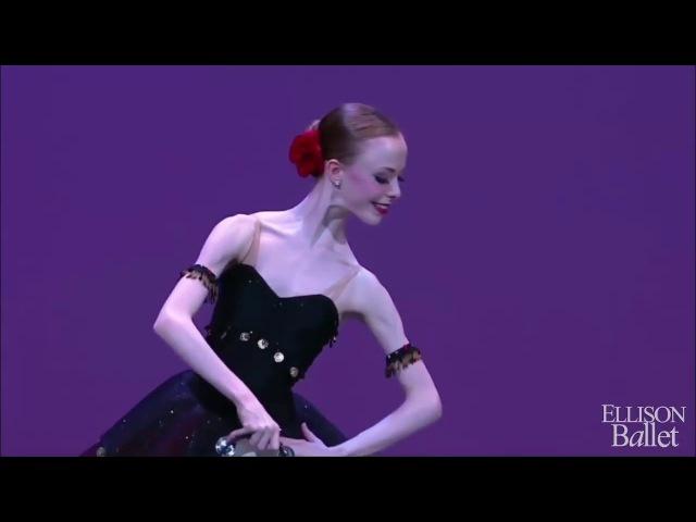 Ellison Ballet - Elisabeth Beyer - Esmeralda Variation - Moscow IBC - 2017 Gold Medalist