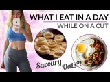 What I Eat In A Day While Cutting  Back Workout  Wireless Earphones