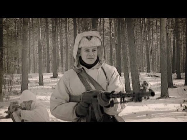 Сергей Ларин Десантный батя: русские-фины все сцены (2008)